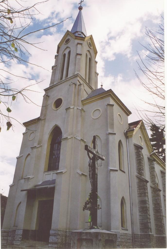 ANINA - Biserica Romano-Catolica 2001