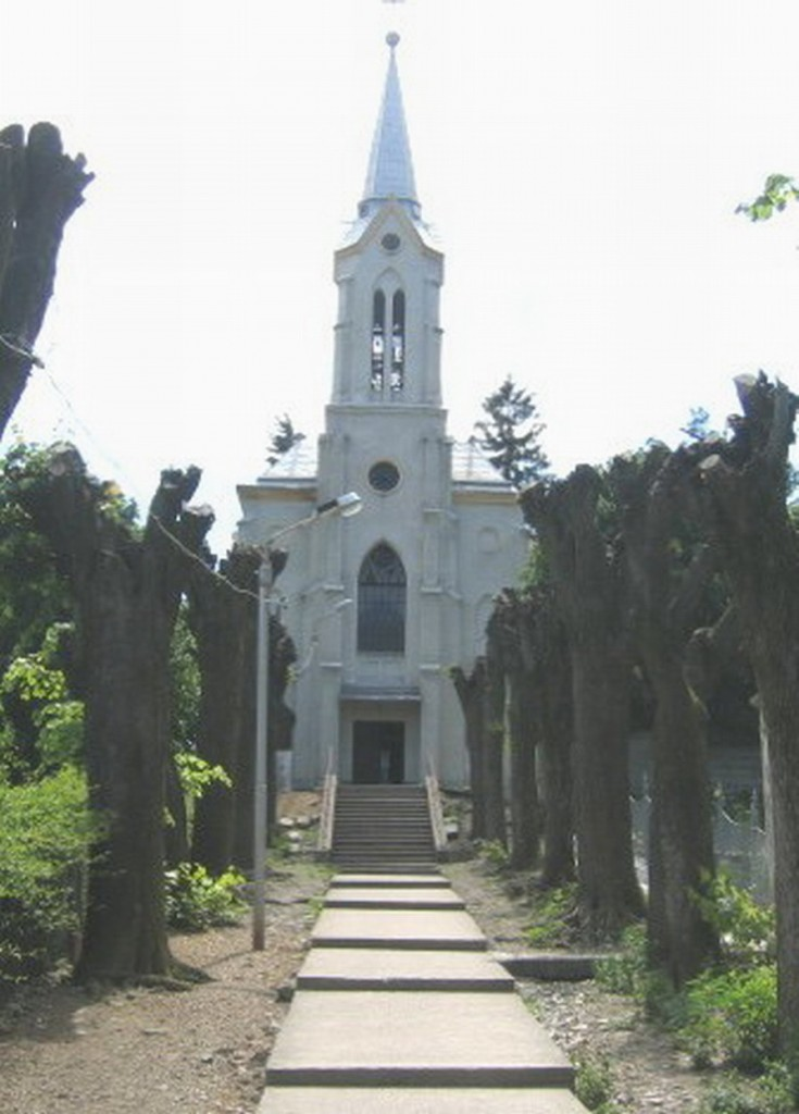 ANINA - Biserica Romano-Catolica 2005